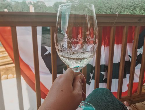 cavender creek wine on fourth of july weekend