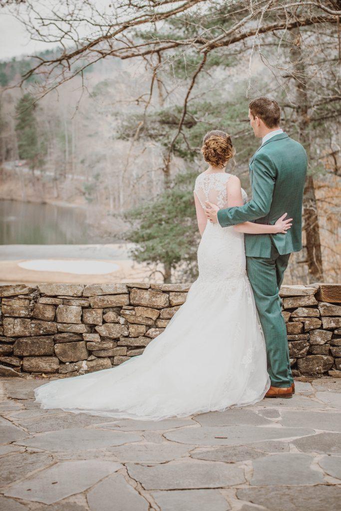bride and groom photos real wedding