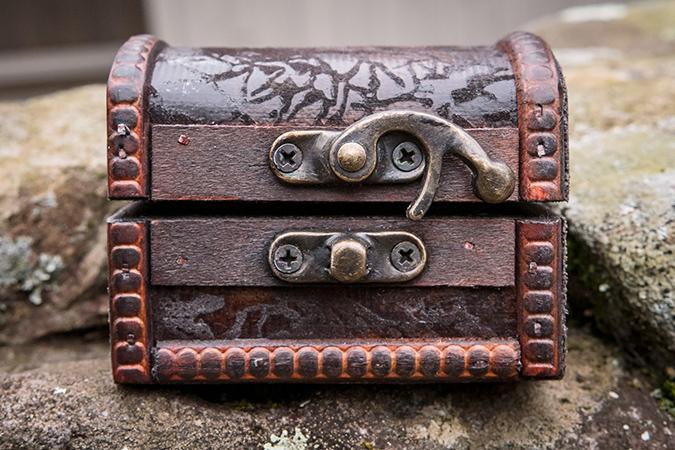 closed ring box